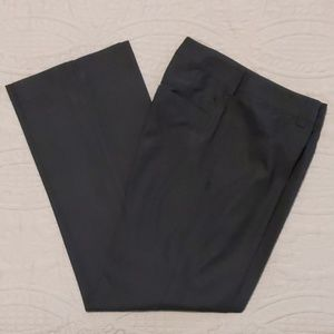Adidas black pants, size 2